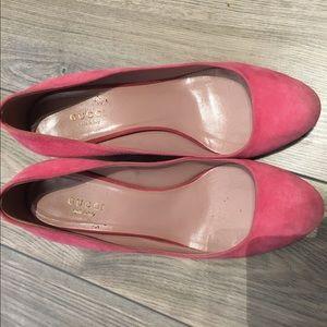 Gucci pumps shoes